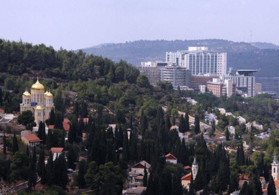 Лечение в Израиле, клиника Хадасса